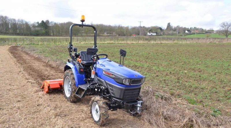Two interest free finance deals on Farmtrac tractors