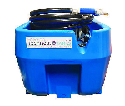 New upgrades and extended warranty on Techneat range of portable Diesel and Adblue bowsers