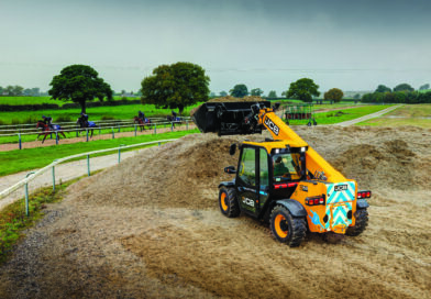 JCB launches first ever electric Loadall