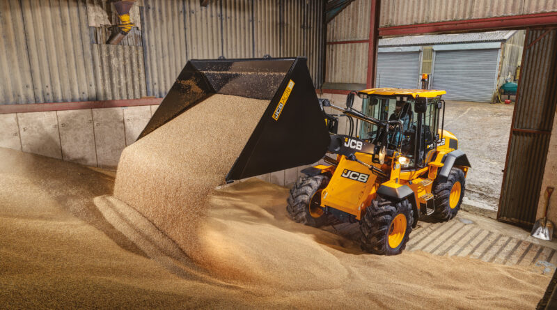 More power for mid-range wheel loaders