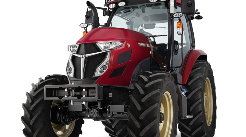 Yanmar Upgrades Robot Tractor Series in Japan