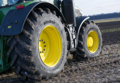 New Kleber topker if tyres offer great soil protection qualities at affordable price