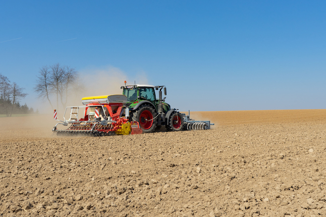 Pöttinger machines find favour with organic farmer