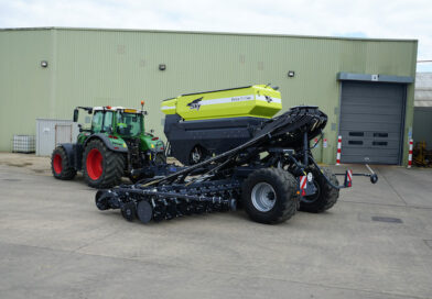 OPICO to launch SKY's 8m EasyDrill at Cereals Event 2021