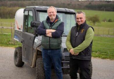 Ranger EV continues to serve Cannon Hall Farm