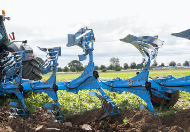 New overload protection for Lemken ploughs