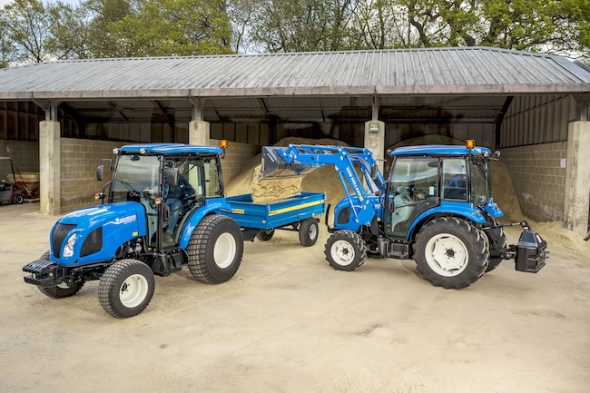 New Holland Boomer compact tractor