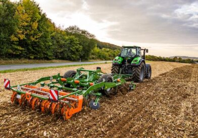 Ceus 3000-TX and 4000-TX disc & tine combination cultivators from Amazone