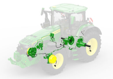 John Deere keeps up the pressure with new tyre inflator