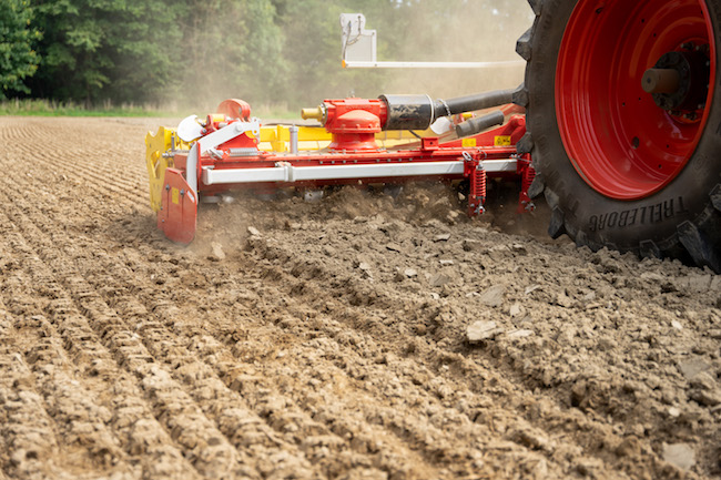 Pottinger expands its power harrow range with the addition of the new Lion 1002 C Series